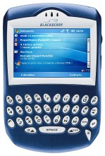 Un BB corriendo Windows Mobile 5.0